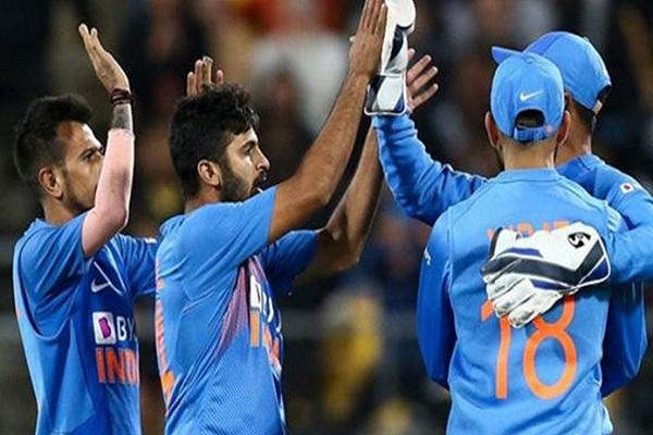 वेलिंग्टन टी-20 : भारत सुपर ओवर में जीता, सीरीज में 4-0 की लीड, इस खिलाड़ी को मिला मैन ऑफ द मैच का ख