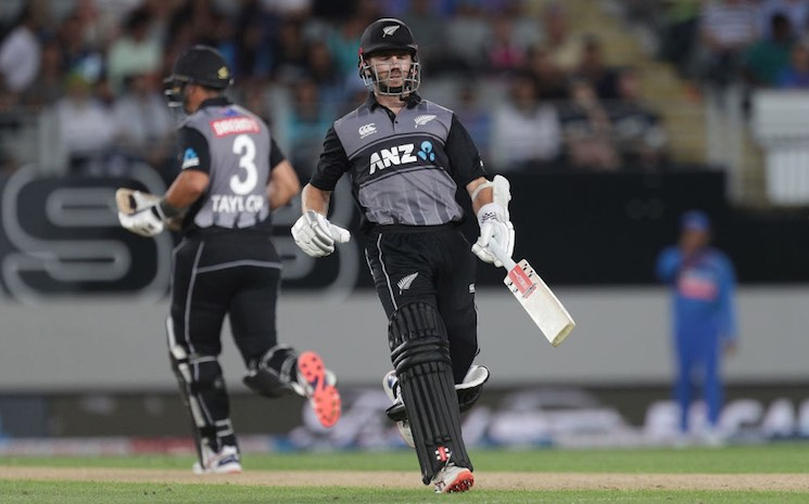 Tim Seifert (NZ V IND, First T20I) Images in Hindi