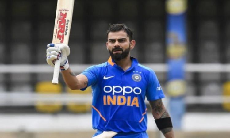 दूसरे वनडे में विराट कोहली इतिहास रचने के करीब, 1 शतक जड़ते ही बना देंगे एक-दो नहीं बल्कि 4 महारिकॉर