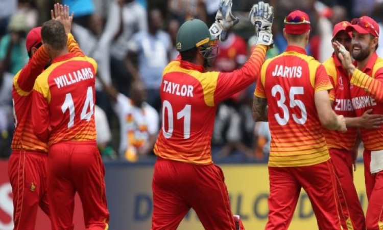 Zimbabwe to host Sri Lanka in two-Test series Images