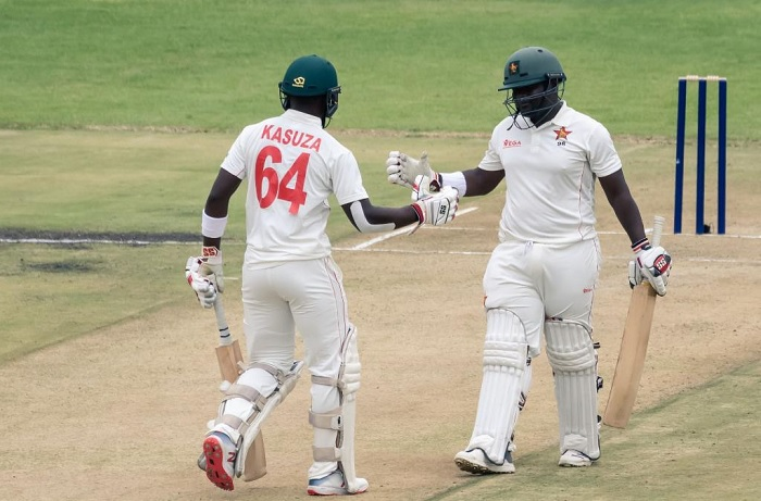 Steady Zimbabwe reach 189/2 against Sri Lanka after Day 1