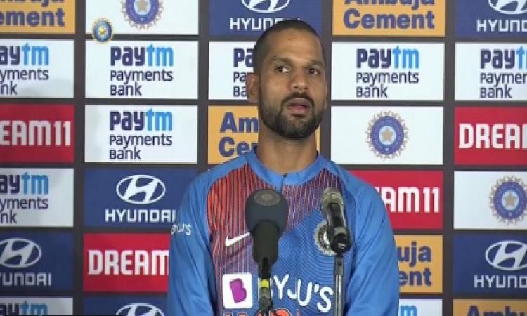 रोहित-केएल राहुल के साथ खुद की जगह टीम में होने को लेकर धवन ने खुले दिल से कहा, मैं भी पिक्चर में आ