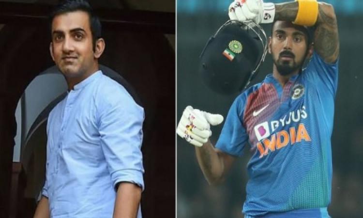 KL Rahul capable of scoring 50-ball ton in Tests: Gambhir Images