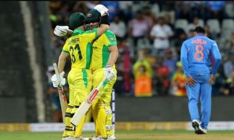 ऑस्ट्रेलिया ने पहले वनडे में भारत को 10 विकेटों से रौंद दिया, डेविड वॉर्नर- फिंच ने जमाया धमाकेदार श