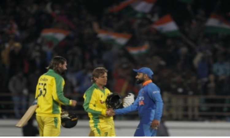 Thriller on card as India face Australia in Bengaluru (Preview) Images
