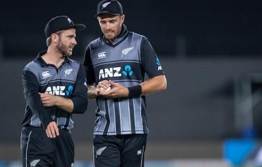 चोट के कारण चौथे टी-20 से बाहर हुए केन विलियमसन, टिम साउदी करेंगे कप्तानी ! Images