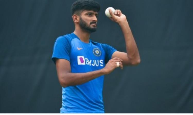 खलील अहमद चोट के कारण इंडिया-ए की टीम से बाहर हुए ! Images