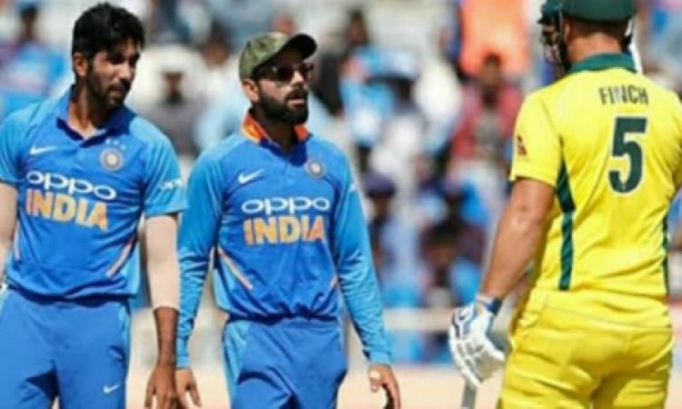 ऑस्ट्रेलिया के खिलाफ पहले वनडे में भारत की संभावित प्लेइंग XI, हो सकता है ऐसा बदलाव ! Images