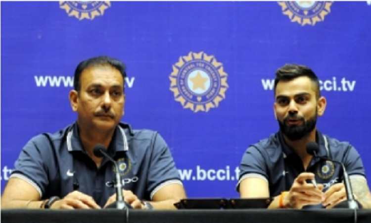 Skipper Kohli is improving by the day: Shastri Images