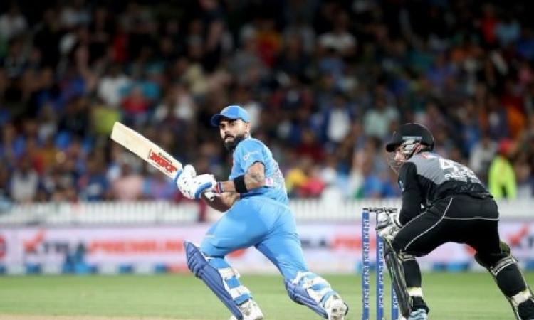 तीसरे टी-20 में कोहली का विराट रिकॉर्ड, टी- 20 इंटरनेशनल में सबसे ज्यादा रन बनानें वाले बल्लेबाज बने