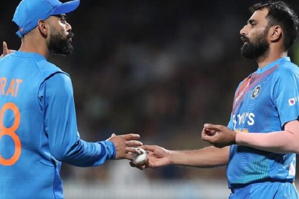 भारत को मिली जीत के बाद कोहली ने रोहित शर्मा औऱ मोहम्मद शमी की तारीफ की, कही दिल जीतने वाली बात ! Im