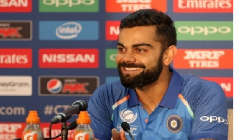 Important to understand opportunity which U19 WC provides: Kohli Images