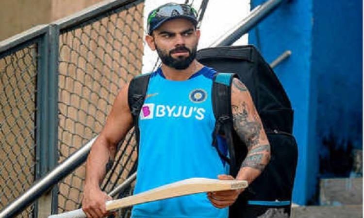 ऑस्ट्रेलिया के खिलाफ पहले वनडे में इस बल्लेबाजी क्रम पर बल्लेबाजी करेंगे किंग कोहली ! Images