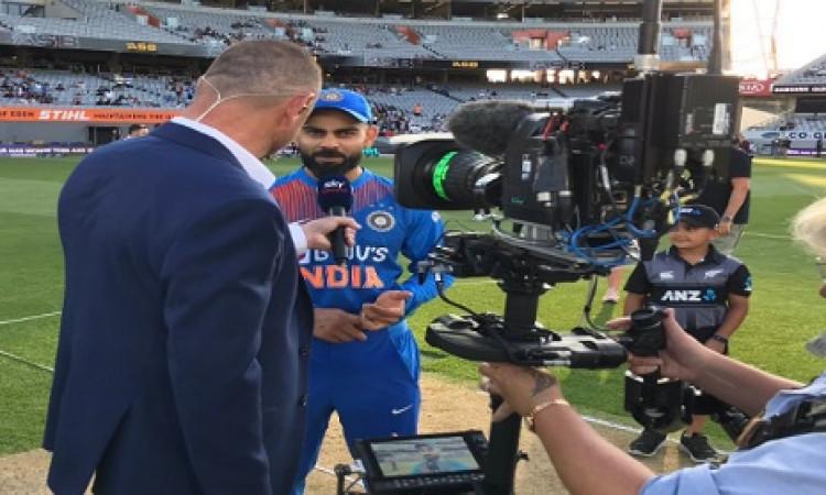 भारत बनाम न्यूजीलैंड: पहला टी-20, आखिरकार कप्तान कोहली का ऋषभ पंत से मोह हुआ भंग, जानिए प्लेइंग XI !