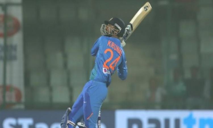 दूसरे अनाधिकारिक वनडे में न्यूजीलैंड-ए ने इंडिया-ए को हराया, क्रुणाल पांड्या की तूफानी पारी हुई बेका