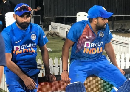रोहित शर्मा और मोहम्मद शमी की तारीफ कर रही है विरोधी टीम, कहा इन दोनों के चलते ही हारी न्यूजीलैंड !