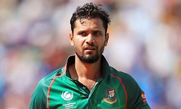 बांग्लादेश के वनडे कप्तान मशर्रफे मुर्तजा ने उठाया ये बड़ा कदम, अब कर सकते हैं रिटायरमेंट का ऐलान !