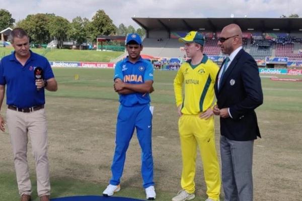 अंडर-19 वर्ल्डकप : आस्ट्रेलिया ने जीता टॉस, गेंदबाजी का फैसला, जानिए प्लेइंग XI ! Images