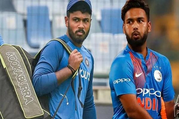 चौथे टी-20 में भारतीय प्लेइंग इलेवन में होंगे बदलाव, संजू सैमसन - ऋषभ पंत में से किसे मिलेगा मौका !