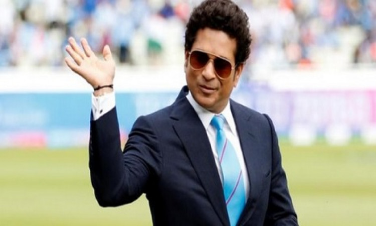 Hope Bushfire Cricket Bash will offer some relief: Tendulkar Images