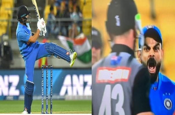 सुपरओवर में फिर से भारतीय टीम का कमाल, भारत ने हराया न्यूजीलैंड को, शार्दुल ठाकुर बने मैच के हीरो !