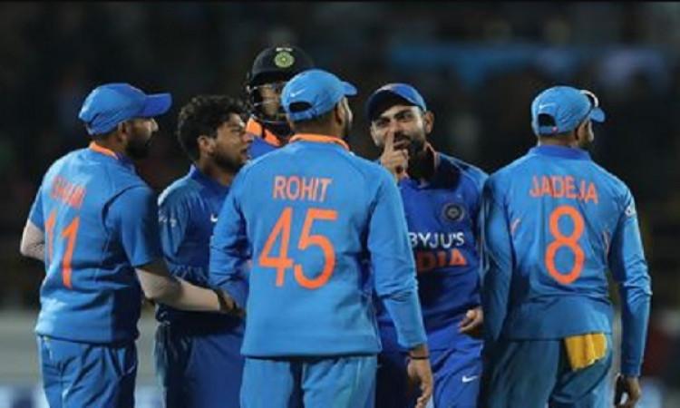 Rajkot ODI: India level series with 36-run win Images