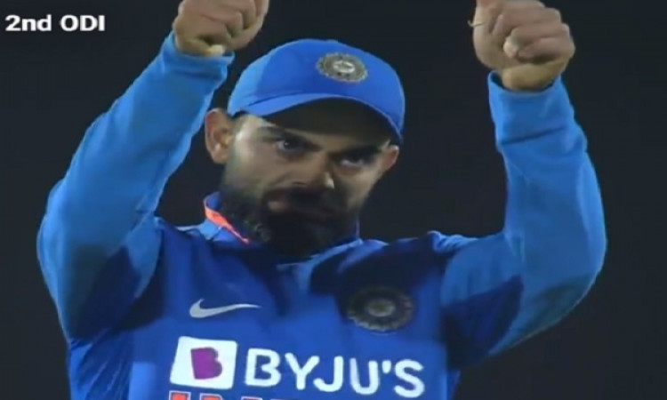 Rajkot knock Rahul's best in international cricket: Kohli Images