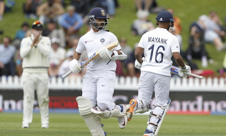 India vs New Zealand 1st Test
