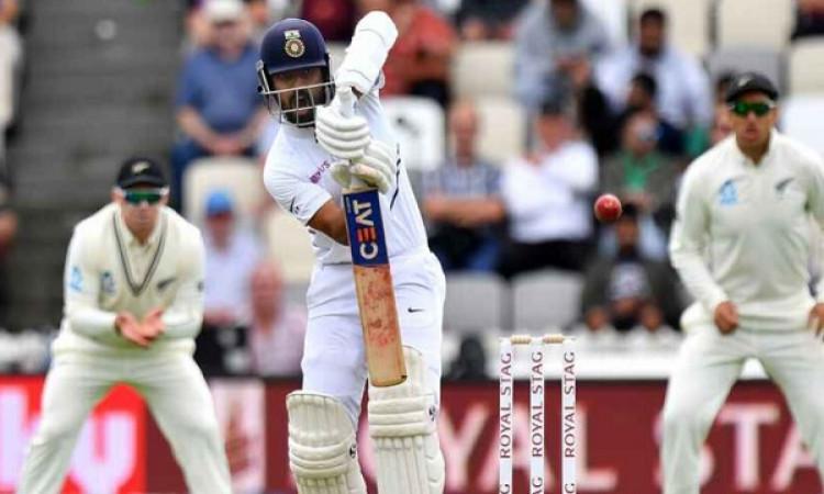 दूसरे टेस्ट में बल्लेबाजों को इच्छाशक्ति और साफ मानसिकता के साथ बल्लेबाजी करनी होगी: रहाणे  Images