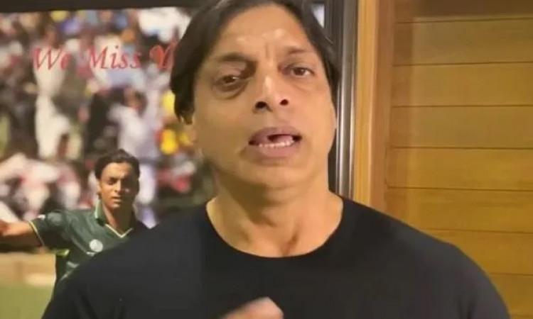 शोएब अख्तर ने भारत - पाकिस्तान क्रिकेट फिर से शुरू करने को लेकर अब दिया ऐसा बयान Images