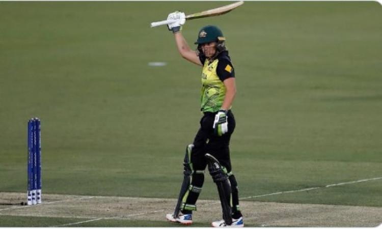 महिला टी-20 वर्ल्ड कप: आस्ट्रेलिया ने बांग्लादेश को 86 रन से हराया, एलीसा हैली और बेथ मूनी ने खेली
