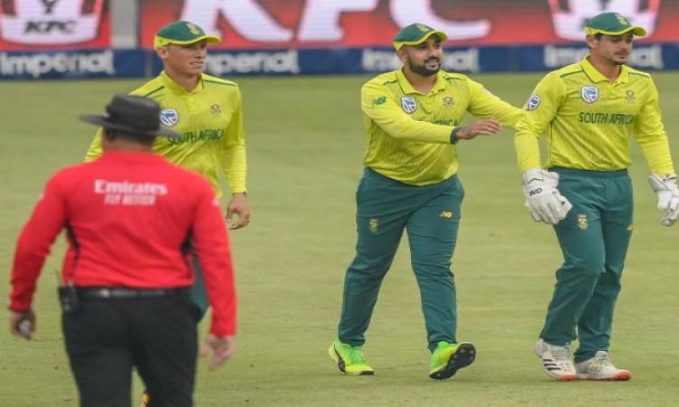 ऑस्ट्रेलिया के खिलाफ टी-20 मैच में साउथ अफ्रीकी टीम को मिली हार, साथ ही इस कारण लगा जुर्माना Images