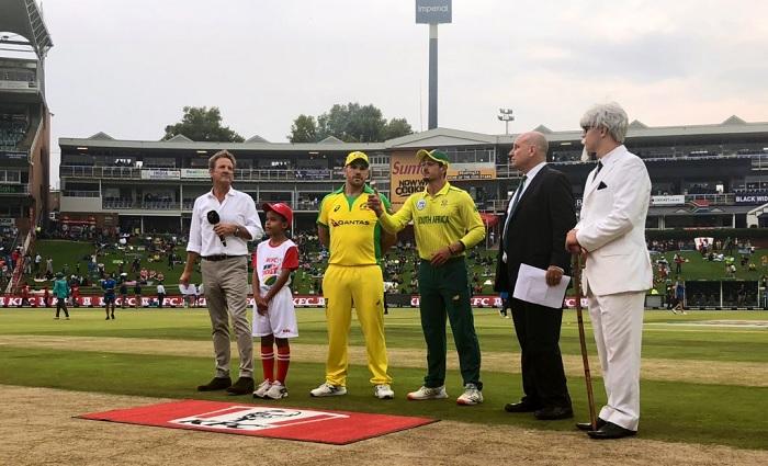 Australia vs South Africa 1st T20I