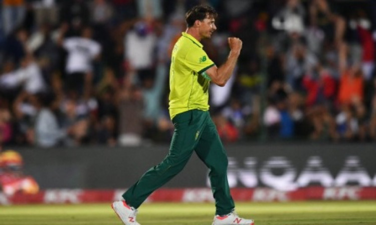 Steyn becomes leading wicket-taker for South Africa in T20Is Images