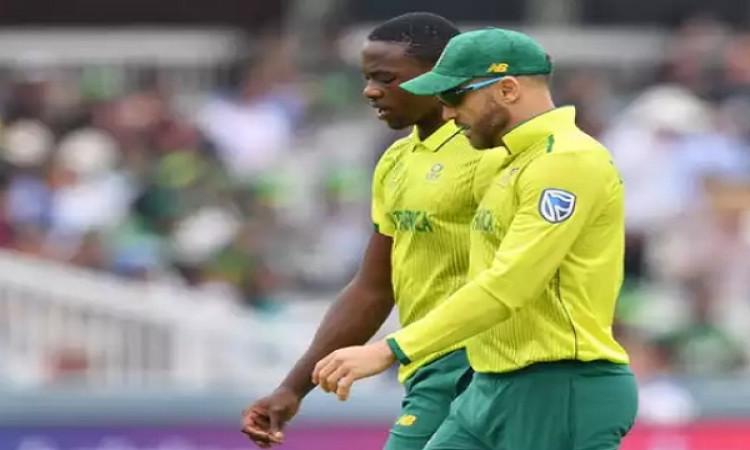 आस्ट्रेलिया के खिलाफ टी20 सीरीज के लिए साउथ अफ्रीकी टीम घोषित, फाफ डु प्लेसी की जगह यह खिलाड़ी बना क