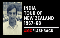 India tour of New Zealand 1967-68