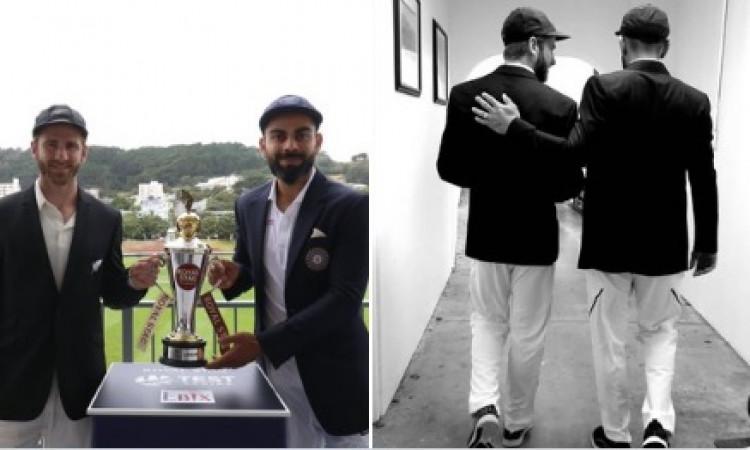 भारत v न्यूजीलैंड टेस्ट सीरीज, जानिए दोनों टीमों के बीच बने रिकॉर्ड्स, किस दिग्गज ने जमाया है सबसे ज