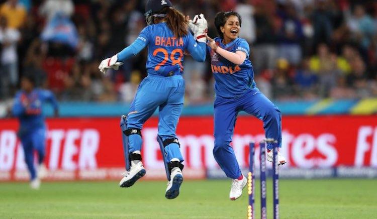 India vs Australia Womens World t20