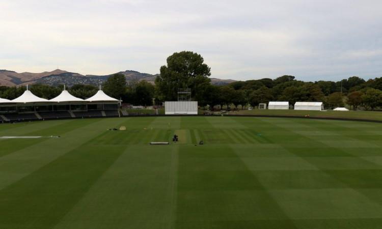 India vs New Zealand Christchurch