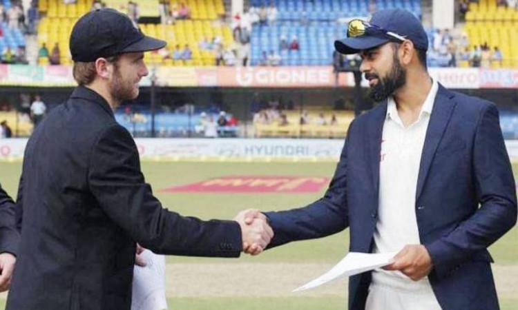 India vs New Zealand Test Records