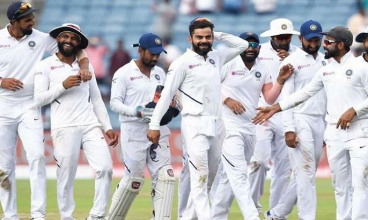 India vs New Zealand Test 2020