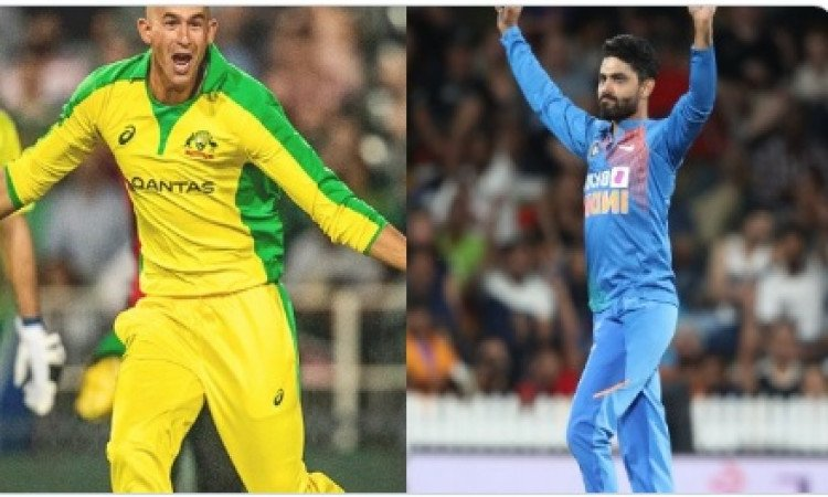 Jadeja a rockstar, want to play cricket like him: Agar Images