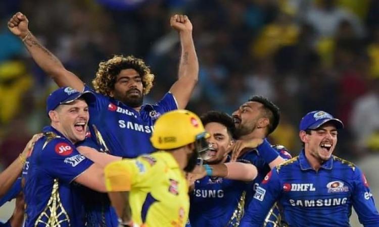 आईपीएल 2020 के शेड्यूल का ऐलान, मुंबई इंडियंस के नाम दर्ज होगा यह दिलचस्प रिकॉर्ड ! ! Images