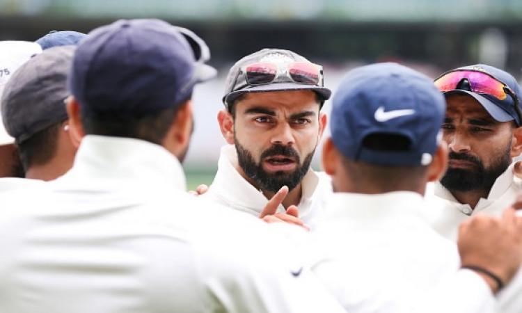 भारत - न्यूजीलैंड पहला टेस्ट मैच वेलिंग्टन में, जानिए कैसा रहा है भारत का रिकॉर्ड इस मैदान पर ! Imag