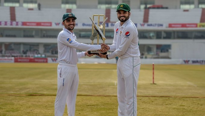 Pakistan vs Bangladesh 1st Test