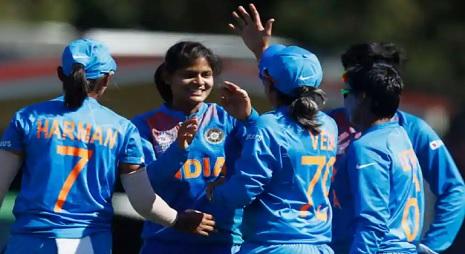 श्रीलंका के खिलाफ 4 विकेट लेकर कमाल करने वाली राधा यादव ने कहा, कोच हिरवानी को जाता है सफलता का श्रे