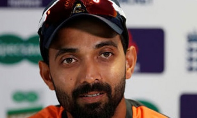 New Zealand 'favourites' in their home conditions: Rahane Images