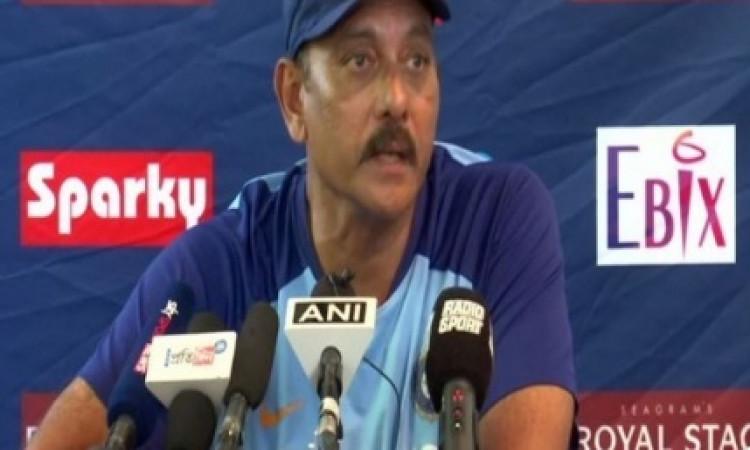 दूसरे टेस्ट से पहले रवि शास्त्री ने कहा, मिली हार से काफी कुछ सीखने का मौका मिला, अब होगी वापसी ! Im