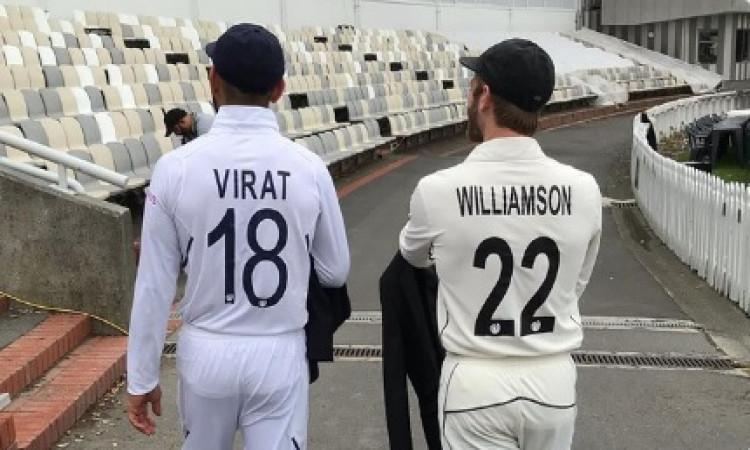 न्यूजीलैंड के खिलाफ पहला टेस्ट मैच जीतकर विराट एंड कंपनी के नाम होगा ऐसा दिलचस्प रिकॉर्ड ! Images