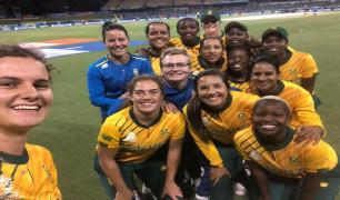 South Africa Women Team